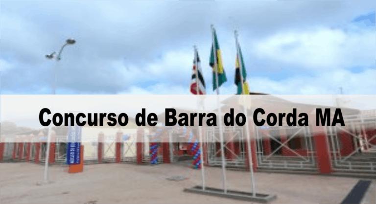 Concurso GCM de Barra do Corda (MA) 2020: Inscrições encerradas