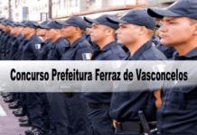 Concurso Prefeitura Ferraz de Vasconcelos SP