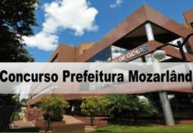 Concurso Prefeitura Mozarlândia