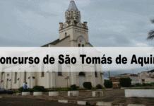 Concurso Prefeitura São Tomás de Aquino - MG