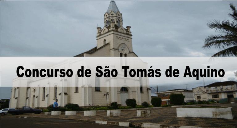 Concurso Prefeitura São Tomás de Aquino – MG: Inscrições encerradas