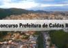 Concurso Prefeitura de Caldas MG