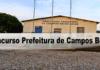 Concurso Prefeitura de Campos Belos GO