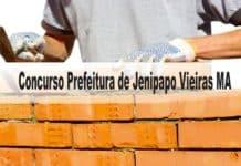 Concurso Prefeitura de Jenipapo Vieiras MA