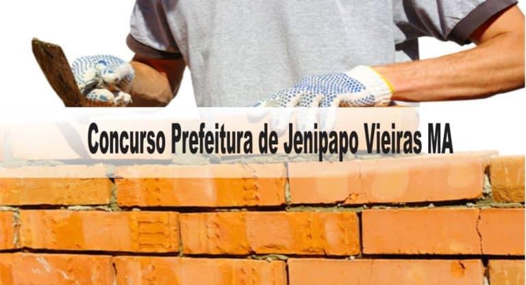 Concurso Prefeitura de Jenipapo Vieiras MA: Inscrições abertas!