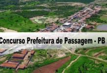 Concurso Prefeitura de Passagem - PB