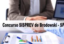 Concurso SISPREV de Brodowski - SP