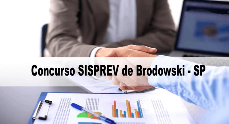 Concurso SISPREV de Brodowski – SP: Inscrições encerradas