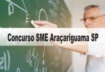 Concurso SME Araçariguama SP