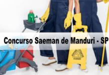 Concurso Saeman de Manduri - SP