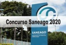 Concurso Saneago 2020