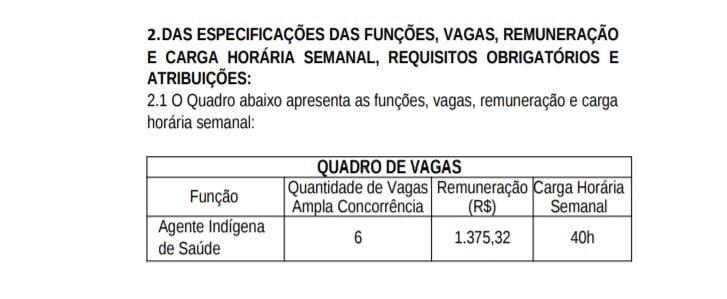 EDITAL.02 - Processo Seletivo Prefeitura de Manaus AM: Inscrições abertas