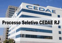 Processo Seletivo CEDAE RJ