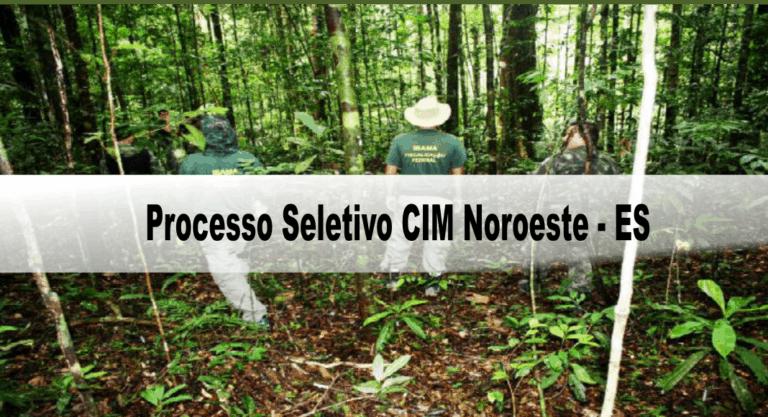 Processo Seletivo CIM Noroeste – ES: Inscrições encerradas
