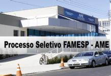 Processo Seletivo FAMESP - AME BAURU