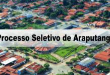 Processo Seletivo Prefeitura de Araputanga - MT
