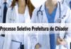 Processo Seletivo Prefeitura de Chiador - MG