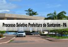 Processo Seletivo Prefeitura de Santarém - PA
