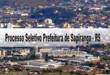 Processo Seletivo Prefeitura de Sapiranga - RS