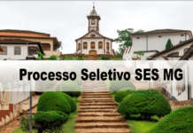 Processo Seletivo SES MG
