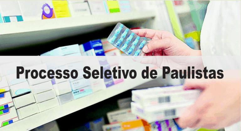 Processo Seletivo Prefeitura de Paulistas – MG: Inscrições encerradas