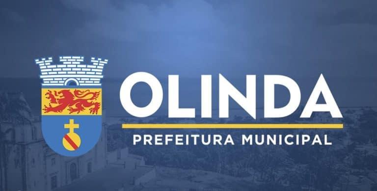 Processo Seletivo Prefeitura Municipal de Olinda PE: Inscrições encerradas
