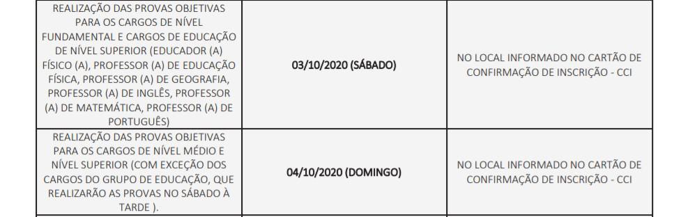 provas.golveia - Concurso Prefeitura de Delmiro Gouveia AL: Provas dias 03 e 04 de Outubro!