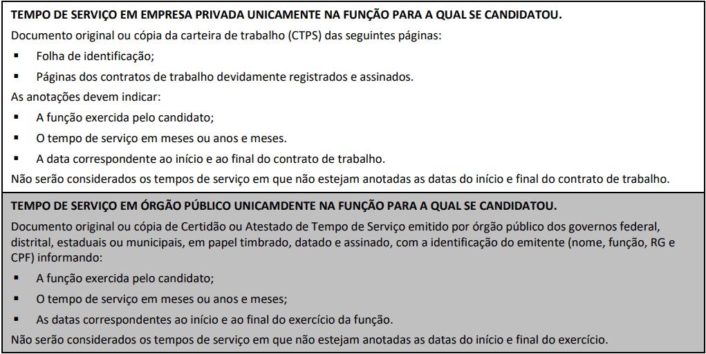 Avaliacao de documentos 1 7 - Processo Seletivo Simplificado da COMCAP: Inscrições encerradas