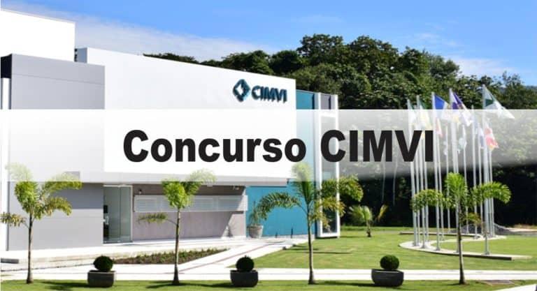 Concurso CIMVI 2020: Inscrições encerradas. Provas dia 01 de Novembro