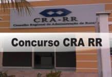 Concurso CRA RR