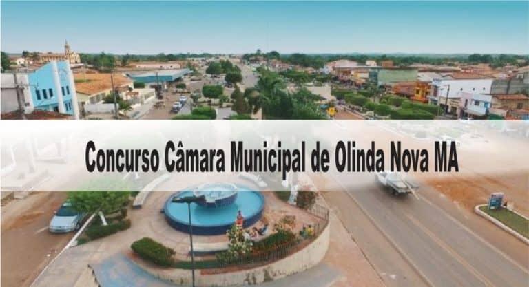 Concurso Câmara Municipal de Olinda Nova MA: Provas suspensas