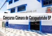 Concurso Câmara de Caraguatatuba SP