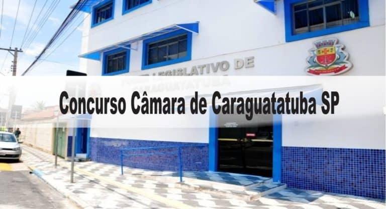 Concurso Câmara de Caraguatatuba SP: Suspenso!