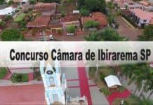 Concurso Câmara de Ibirarema SP