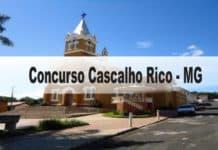 Concurso Cascalho Rico - MG