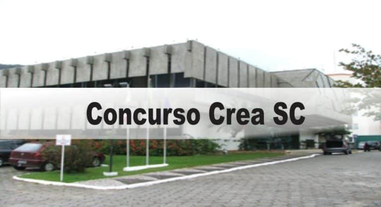 Concurso Crea SC – Analista: Suspenso