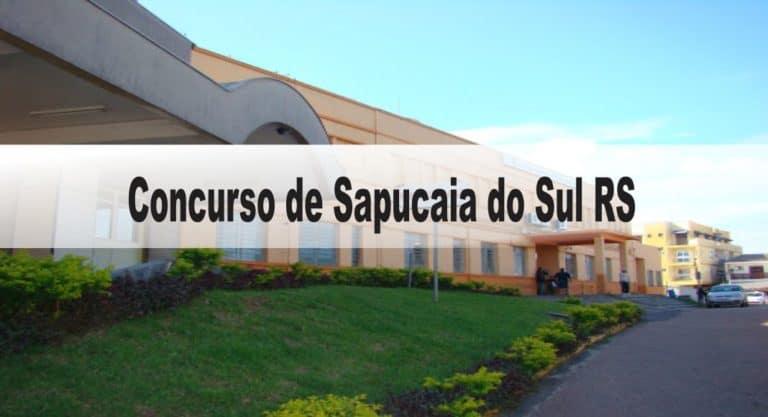 Concurso Fundação Hospitalar Getúlio Vargas Sapucaia do Sul RS – Médicos: Provas previstas para o dia 07/02/21