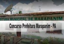 Concurso Prefeitura Marapanim-PA 2020