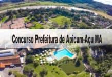 Concurso Prefeitura de Apicum-Açu MA