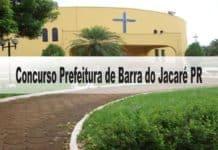 Concurso Prefeitura de Barra do Jacaré PR