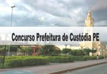 Concurso Prefeitura de Custódia PE