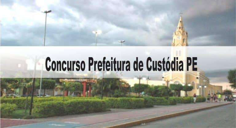 Concurso Prefeitura de Custódia PE: Certame suspenso