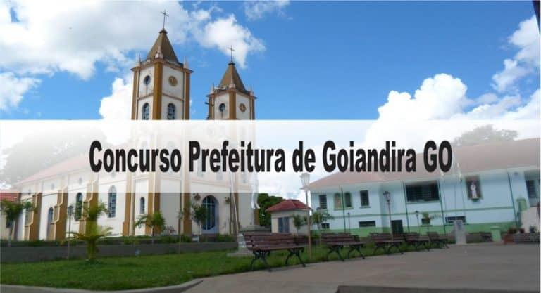 Concurso Prefeitura de Goiandira GO: Suspensão temporária