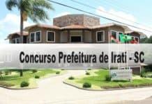 Concurso Prefeitura de Irati - SC