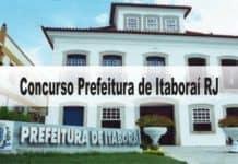Concurso Prefeitura de Itaboraí RJ