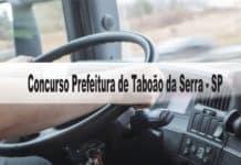 Concurso Prefeitura de Taboão da Serra - SP