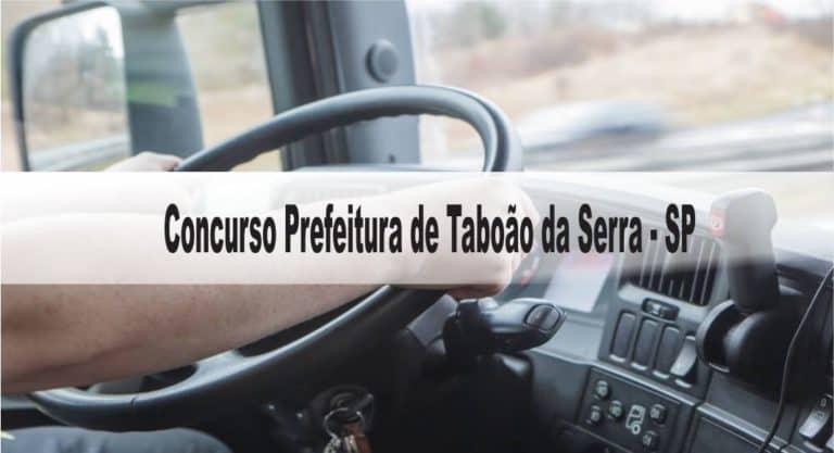 Concurso Prefeitura de Taboão da Serra – SP