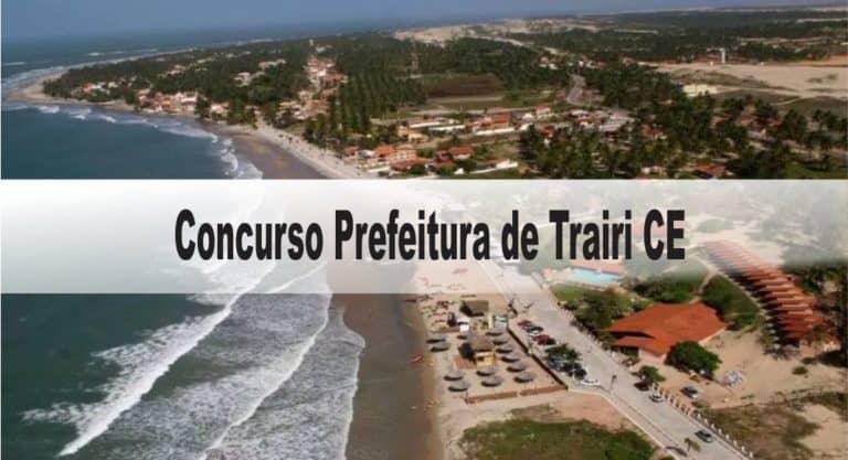 Concurso Prefeitura de Trairi CE: Edital suspenso
