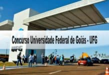 Concurso Universidade Federal de Goiás (UFG)