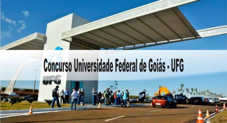Concurso Universidade Federal de Goiás (UFG) com 30 vagas: Provas a definir